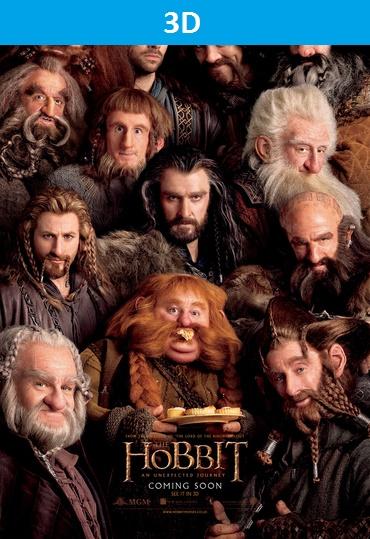 دانلود فیلم هابیت : سفری غیر منتظره The Hobbit: An Unexpected Journey 3D