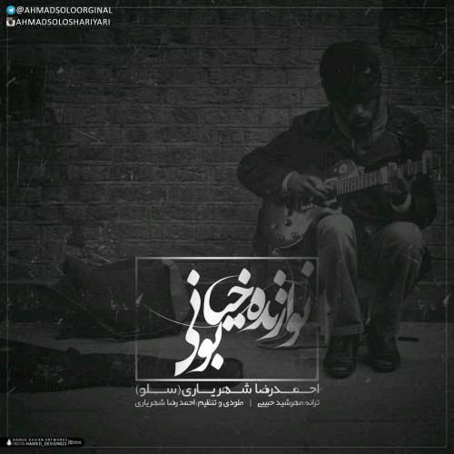 دانلود آهنگ نوازنده خیابونی احمدرضا شهریاری