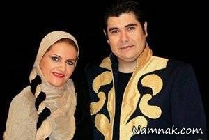 جشن خواننده سالار عقیلی و همسرش در آمریکا! + تصاویر