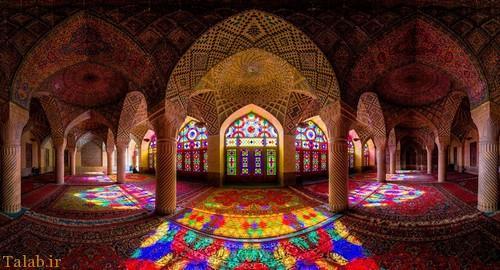 تصاویر دیدنی دیدنی از جاذبه های گردشگری ایران از نگاه گاردین