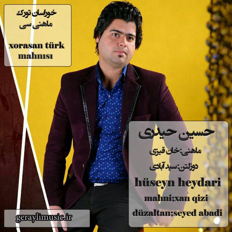 دانلود آهنگ خان قیزی از حسین حیدری