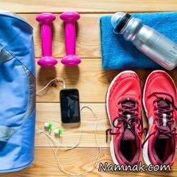 قبل از ورزش چه کنیم و چه بخوریم؟