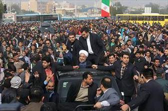 روحانی: اجازه نمی دهم بین کرد، لر، ترک و فارس فرق گذاشته شود
