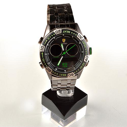 خرید «ساعت دو زمانه فراري» Ferrari