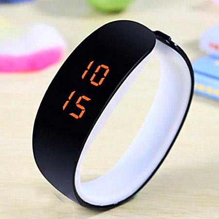 خرید اینترنتی «ساعت دستبندی» LED بریسا