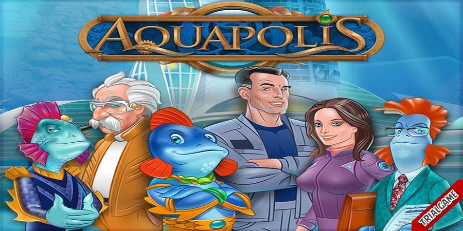 دانلود بازی Aquapolis Build a megapolis 1.23.30 برای اندروید
