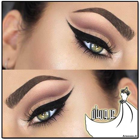 مدل آرایش چشم عروس - بخش 1