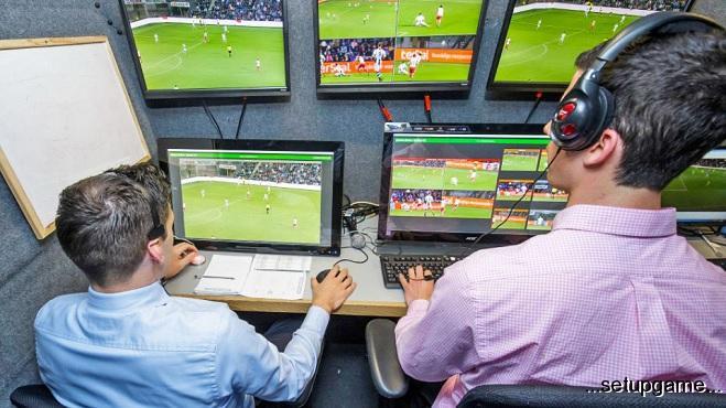 فیفا سال آینده تکنولوژی ویدئو چک را به مسابقات فوتبال خواهد آورد