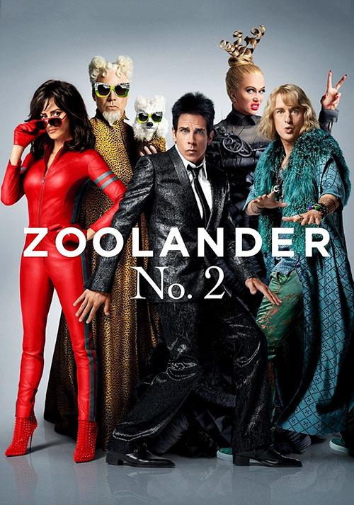 دانلود رایگان فیلم Zoolander 2 2016