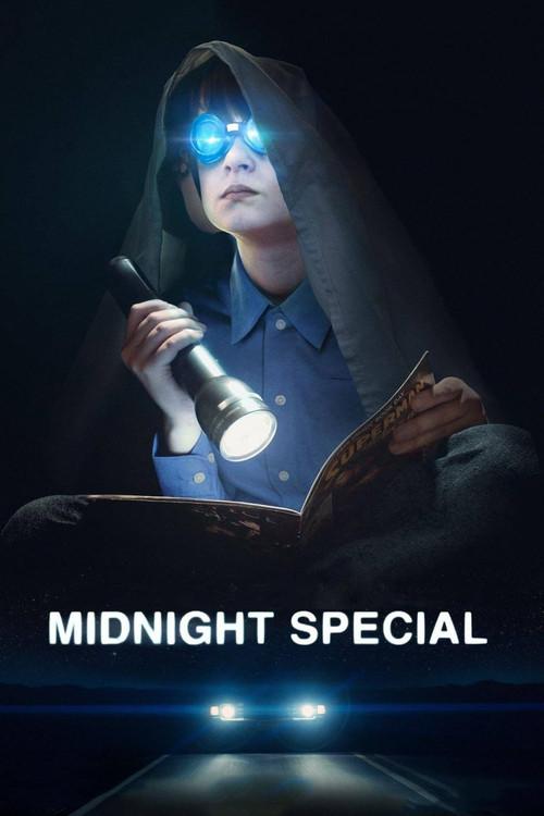 دانلود رایگان فیلم Midnight Special 2016