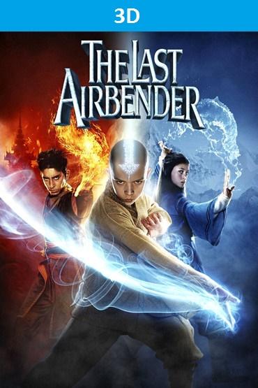 دانلود فیلم The Last Airbender 2010 3D
