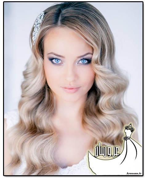 مدل آرایش عروس - بخش 2