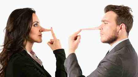 تأثیر دروغ های کوچک در زندگی مشترک