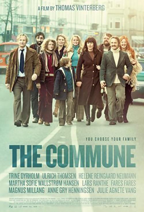 دانلود رایگان فیلم The Commune 2016
