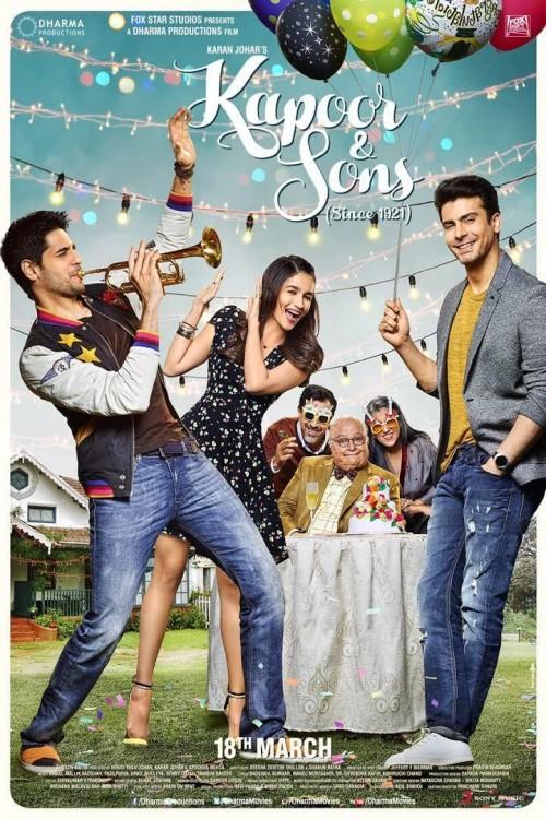 دانلود رایگان فیلم Kapoor and Sons 2016