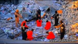 آتش زدن 19 زن عراقی توسط داعش!