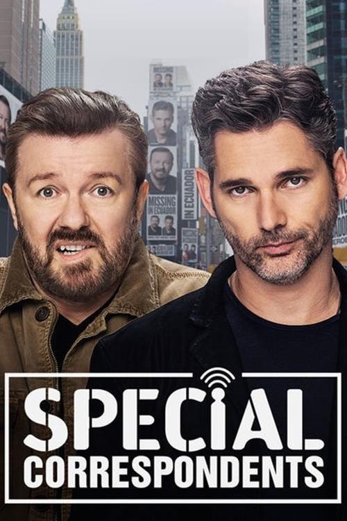 دانلود رایگان فیلم Special Correspondents 2016