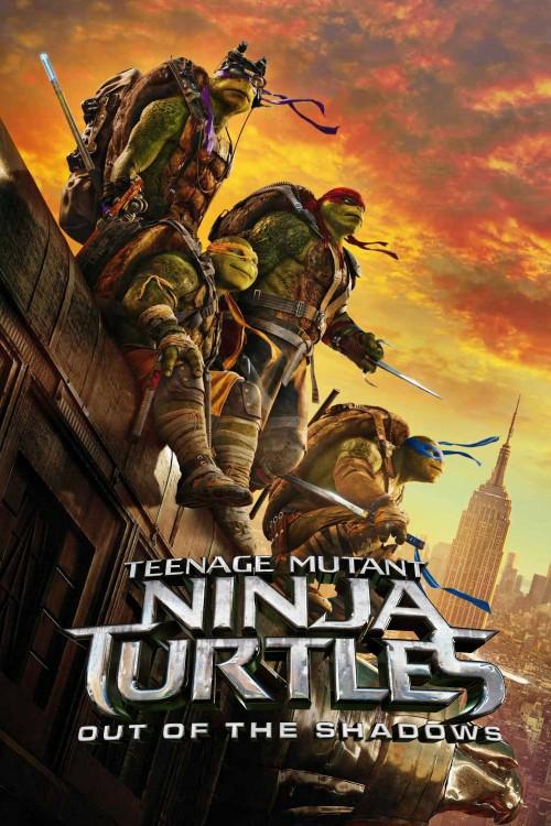دانلود رایگان فیلم Teenage Mutant Ninja Turtles: Out of the Shadows 2016