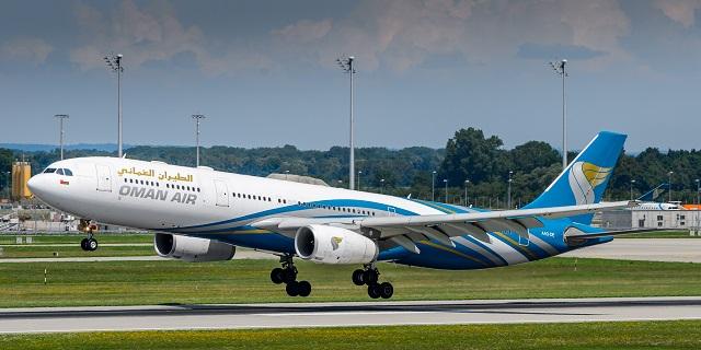 مشهد دومین مقصد پرواز از عمان به ایران شد