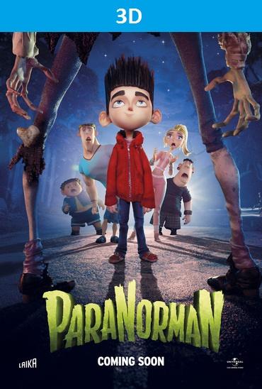 دانلود انیمیشن سوپر نورمن ParaNorman 3D
