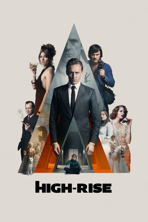 دانلود رایگان فیلم High-Rise 2015