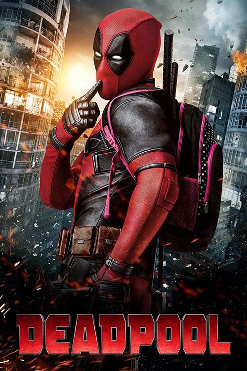 دانلود رایگان فیلم Deadpool 2016