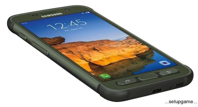 Samsung Galaxy S7 Active با بدنه ای تنومند و باطری پر ظرفیت معرفی شد