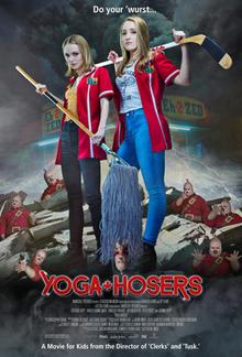دانلود تریلر فیلم (Yoga Hosers (2016