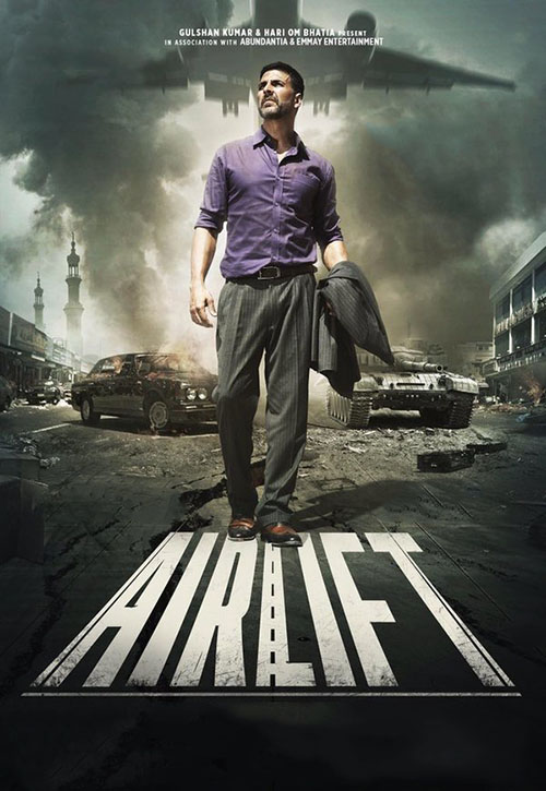 دانلود رایگان فیلم Airlift 2016