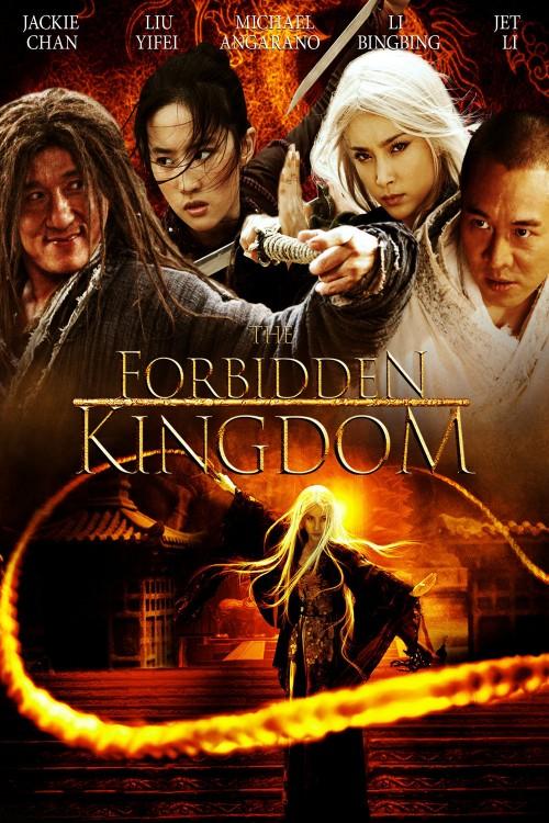 دانلود رایگان دوبله فارسی فیلم پادشاهی ممنوعه The Forbidden Kingdom 2008