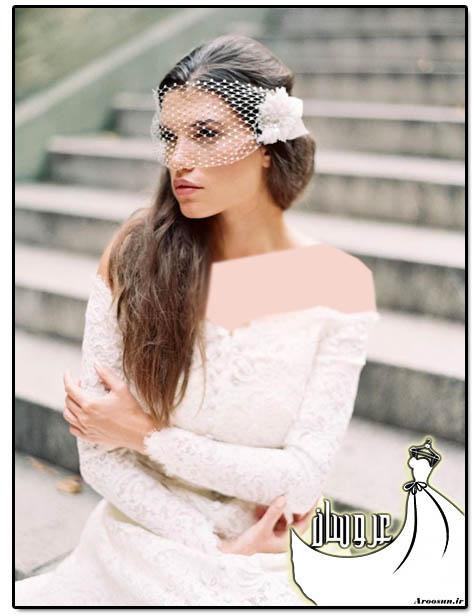مدل مو عروس - بخش 2