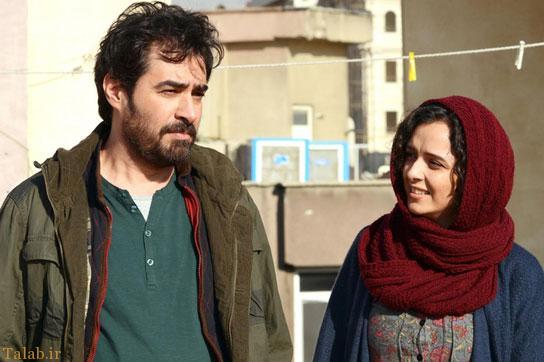 صف طولانی برای دیدن نمايش ويژه فروشنده در جشنواره فيلم هاى ايرانى پاریس