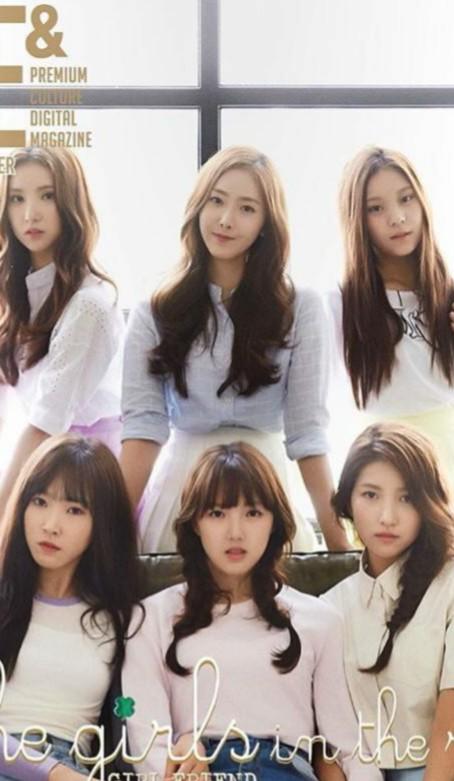 تبديل شدن گروه G-Friend به یکی از  الهه های  تبلیغاتی در کره