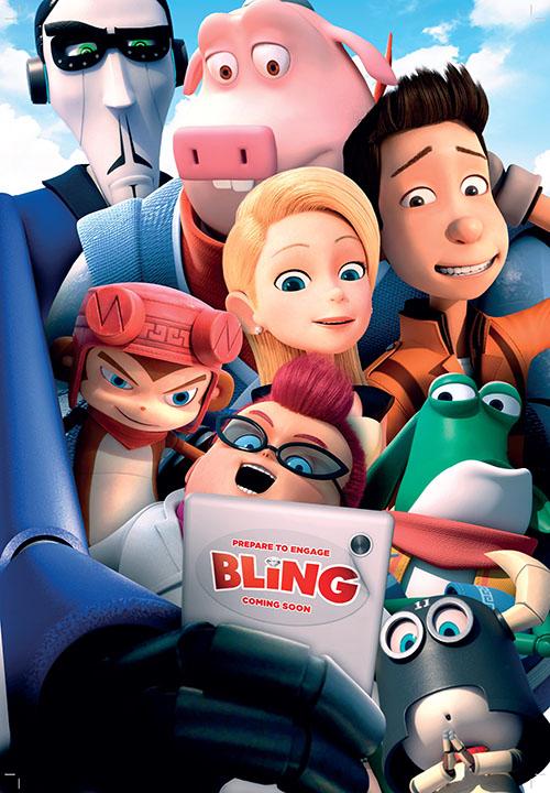 دانلود رایگان انیمیشن Bling 2016