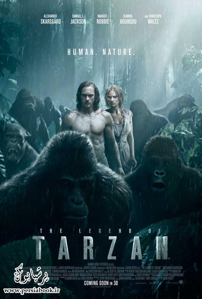 """مارگوت رابی در """"Legend Of Tarzan"""" نقش نمایی میکند"""