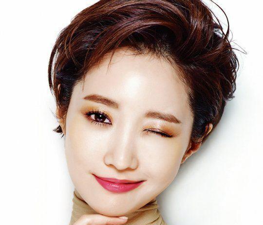 عكسهاي Go Jun Hee 🌹  (بازيگر سريال او زيبا بود)  براي Shu Uemura 💄
