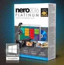 مجموعه کامل Nero 2016 Platinum 17.0.04500 Retail + Content Pack