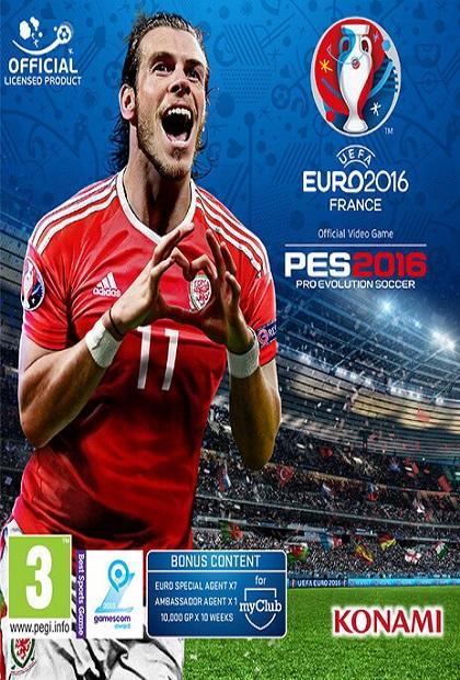 دانلود بازی UEFA Euro 2016 France برای PC