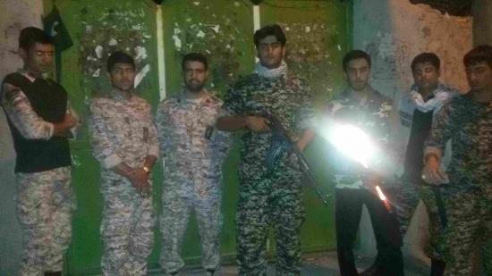 اجرای گشت های عملیاتی در محله اردشیری