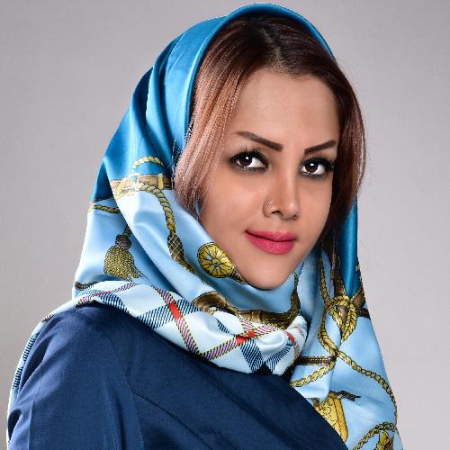 خرید اینترنتی «روسري ساتن مايا»