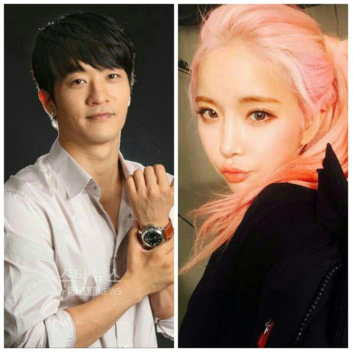 رابطه alex و hyunyoung عضو گروه rainbow
