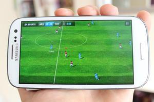 بازی محبوب فیفا 14 برای اندروید + دیتا