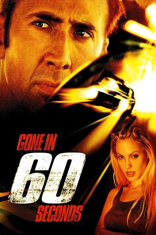 دانلود رایگان دوبله فارسی فیلم سرقت در شصت ثانیه Gone in Sixty Seconds 2000