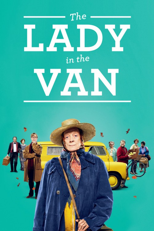 دانلود رایگان فیلم The Lady in the Van 2015