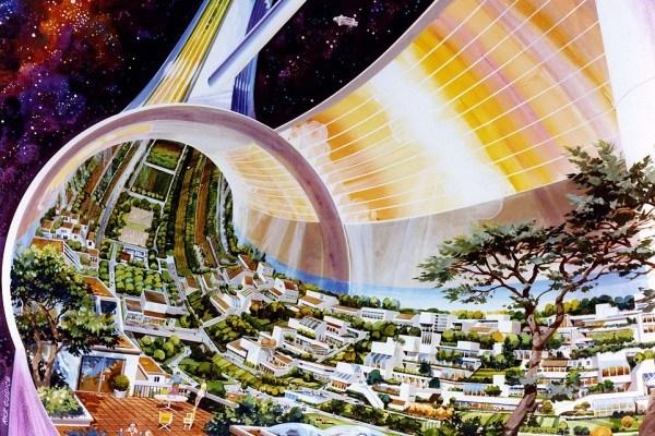 خانه های فضایی که ناسا 40 سال پیش به تصویر کشیده بود / تصاویر