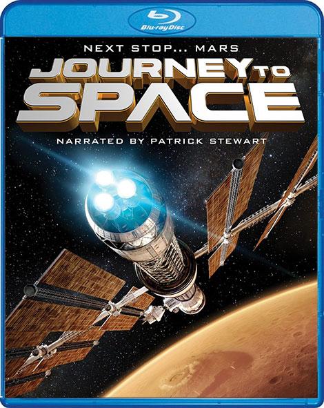 دانلود مستند سفر به فضا Journey to Space 2015