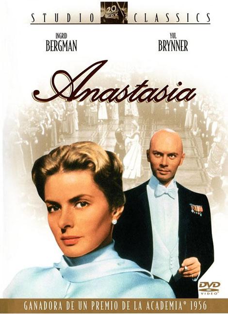 دانلود دوبله فارسی فیلم آناستازیا Anastasia 1956
