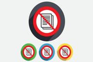 کد غیرفعال کردن انتخاب محتوای وبلاگ