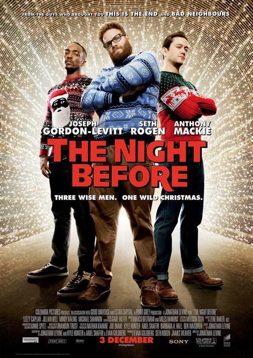 دانلود رایگان فیلم The Night Before 2015