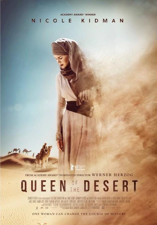 دانلود رایگان فیلم Queen of the Desert 2015